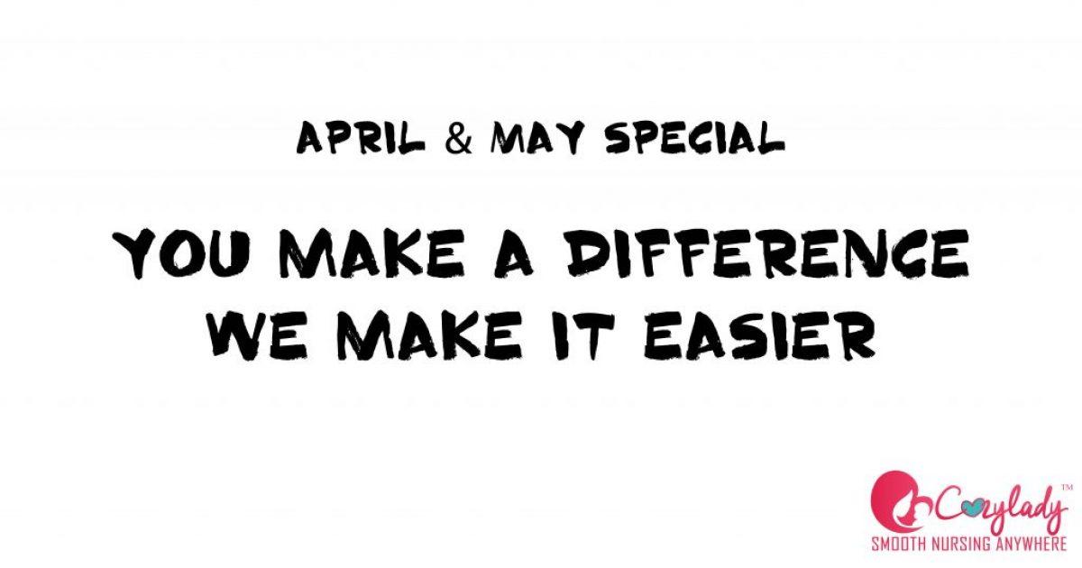 april n may special