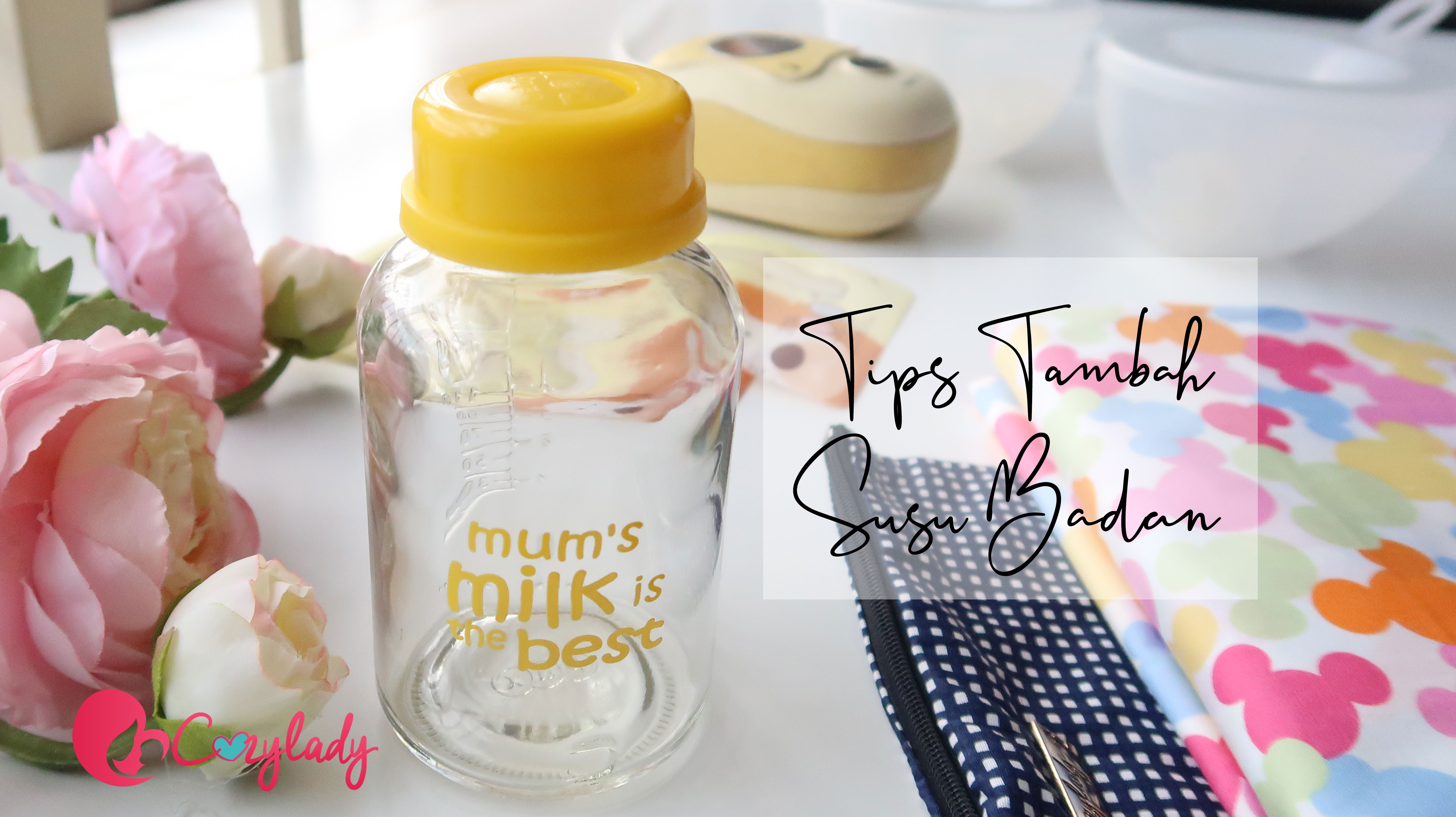 Tips Tambah Susu Ibu